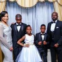 Event: The Fabulous Black & White Party for Olalekan Ajala's 50th Birthday at The Dorchester, London
