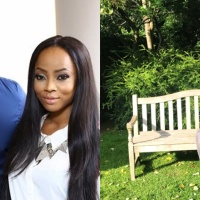 """Silence Is Never Empty""-Toke Makinwa Ex-husband, Maje Ayida Says"