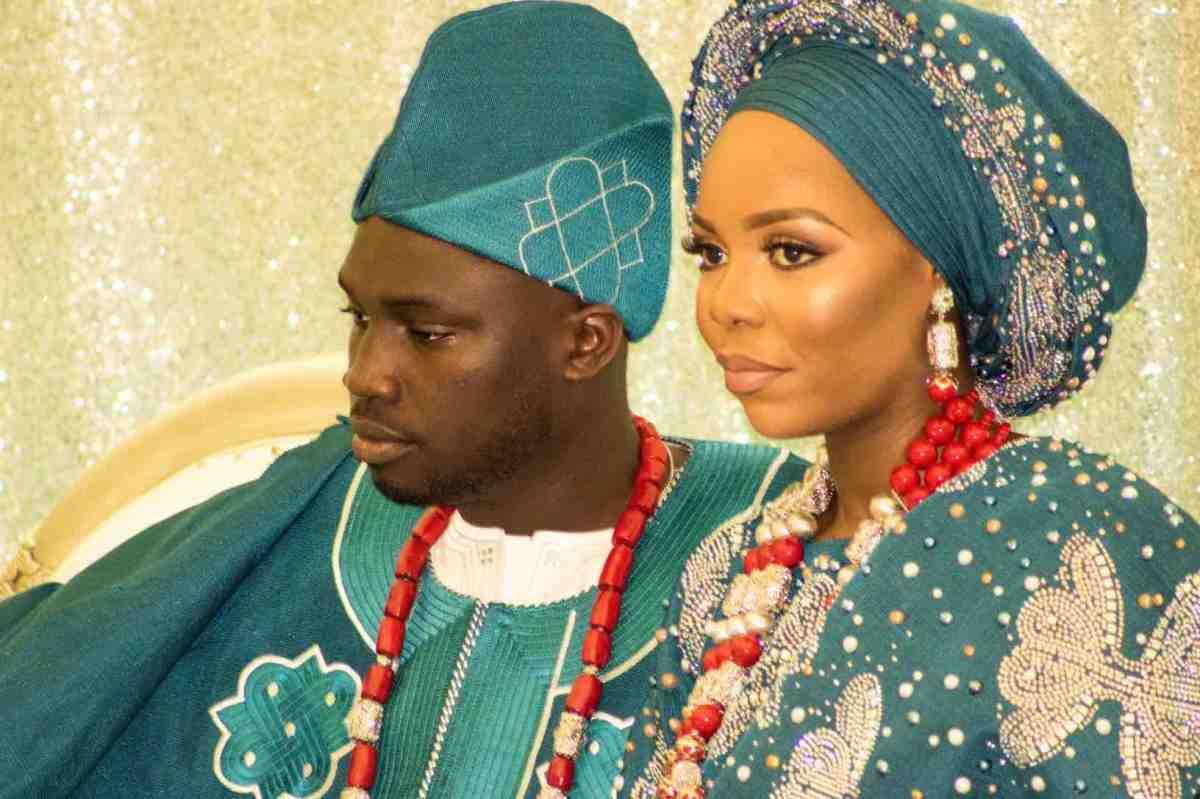 Raymond Orebote & Rachel Falegan Traditional Engagement Party