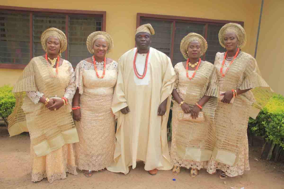 Sir Otunba Joseph Oladapo Adelusi, Knight Of John Wesley Celebration Of Life