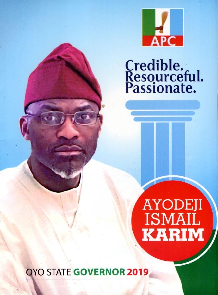 G9ijaTV Live Interview With Ayodeji Ismail Karim Oyo State Gubernatorial Candidate On APC Platform - 5thJan18
