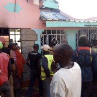 Man kills wife, 3 kids, doused himself in petrol and burnt down their house