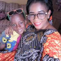 """He's my joy. I will stop at nothing to tell the world that abortion is evil"" – Nigerian Single Mother Says She Isn't Ashamed Of Her Status."