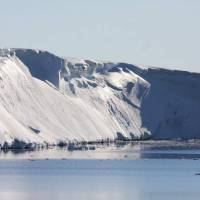 Scientists warn about melting giant Antarctic glacier