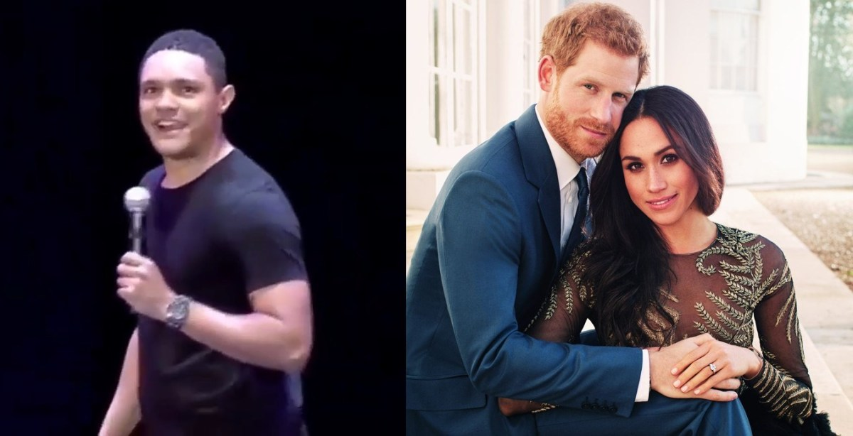 Trevor Noah jokes about what would have happened if Meghan Markle had a Nigerian uncle (video)