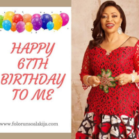 Folorunsho Alakija Joyful on her 67th birthday