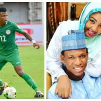 Super Eagles player batters wife