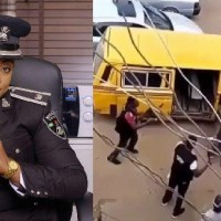 Dolapo Badmos reacts to Viral Video of SARS Officers Beating Man with Iron Rod