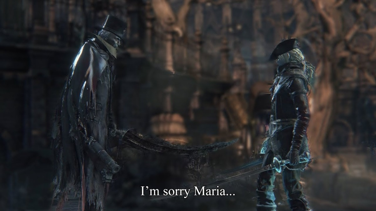 Cut Bloodborne Content Shows More With Lady Maria