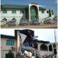 Yinka Ayefele's N800m Music House Was Demolished In Ibadan