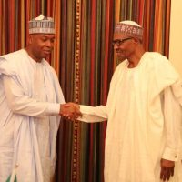 Saraki, a dangerous person – Shehu