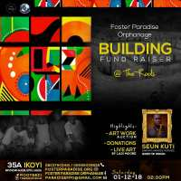 Orphanage Fund Raising For Building Projects @The Roots Heritage Ikoyi - 1stDec18