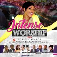 Intense Worship With IDEE DANIEL - Word Of Power Revival Ministry
