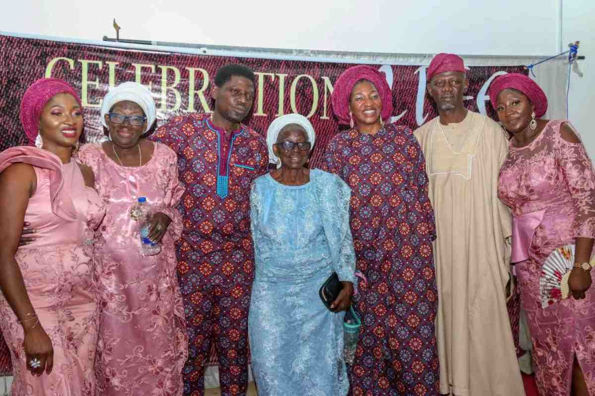 Celebration Of Life - Alhaji Lateef Aremu Olalekun Taiwo @Ibadan