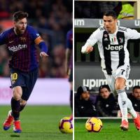 Come, join me in Serie A, Ronaldo challenges Messi