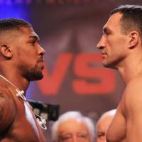 Wladimir Klitschko dismissed speculation of a rematch with Anthony Joshua