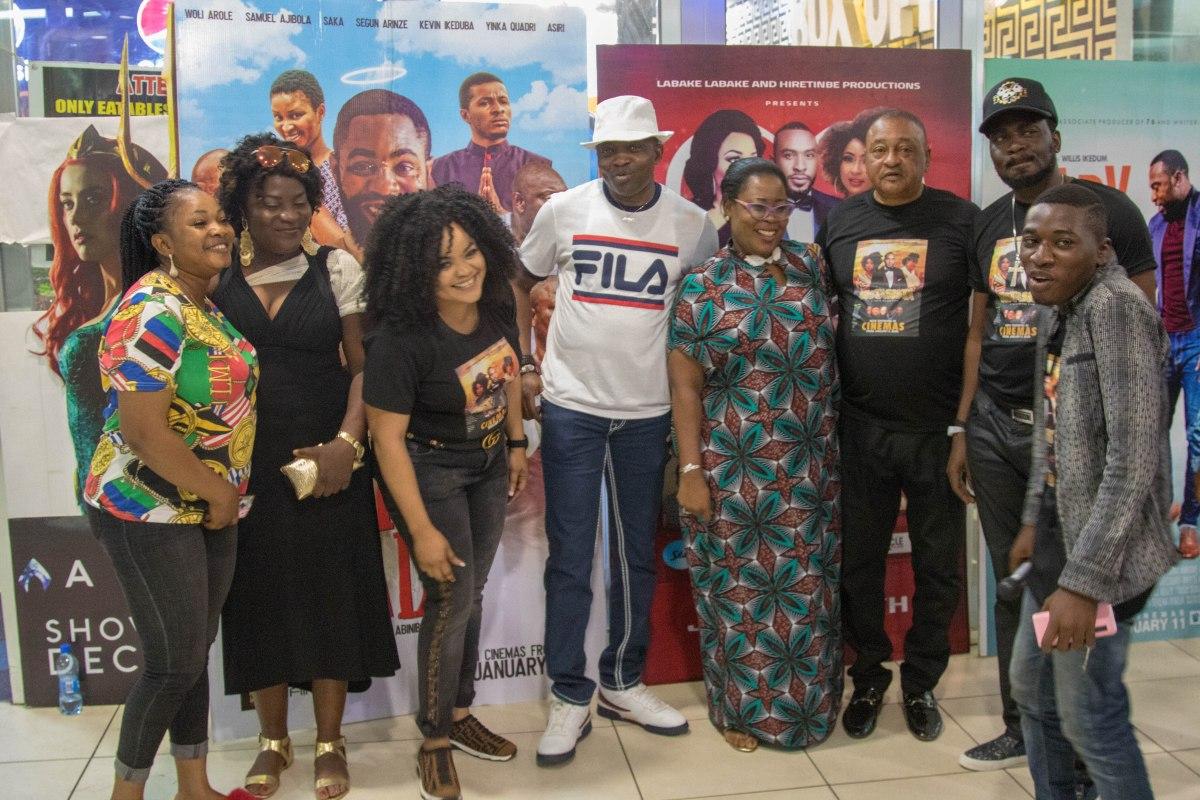 Sista-Sista Premiere @ Lagos Ikeja Silva Bird