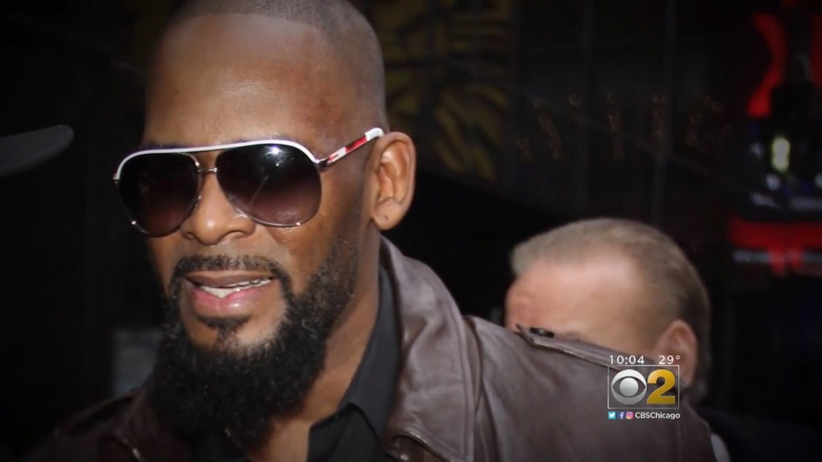 New Video Surfaces Allegedly Showing R Kelly Having Sex With Underage Girl
