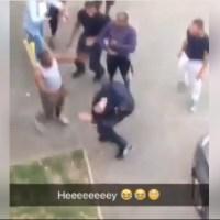White Man Who Accuses Nigerian Man Of Theft In South Africa Got Serious Slap - Video G9ijaTV