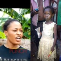 """If Success and her family have made over N5Million I deserve at least N1Million"" - Stephanie Idolor, lady who recorded the viral video cries out"