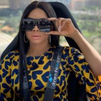Toke Makinwa: Why I never watch my own movies, TV shows