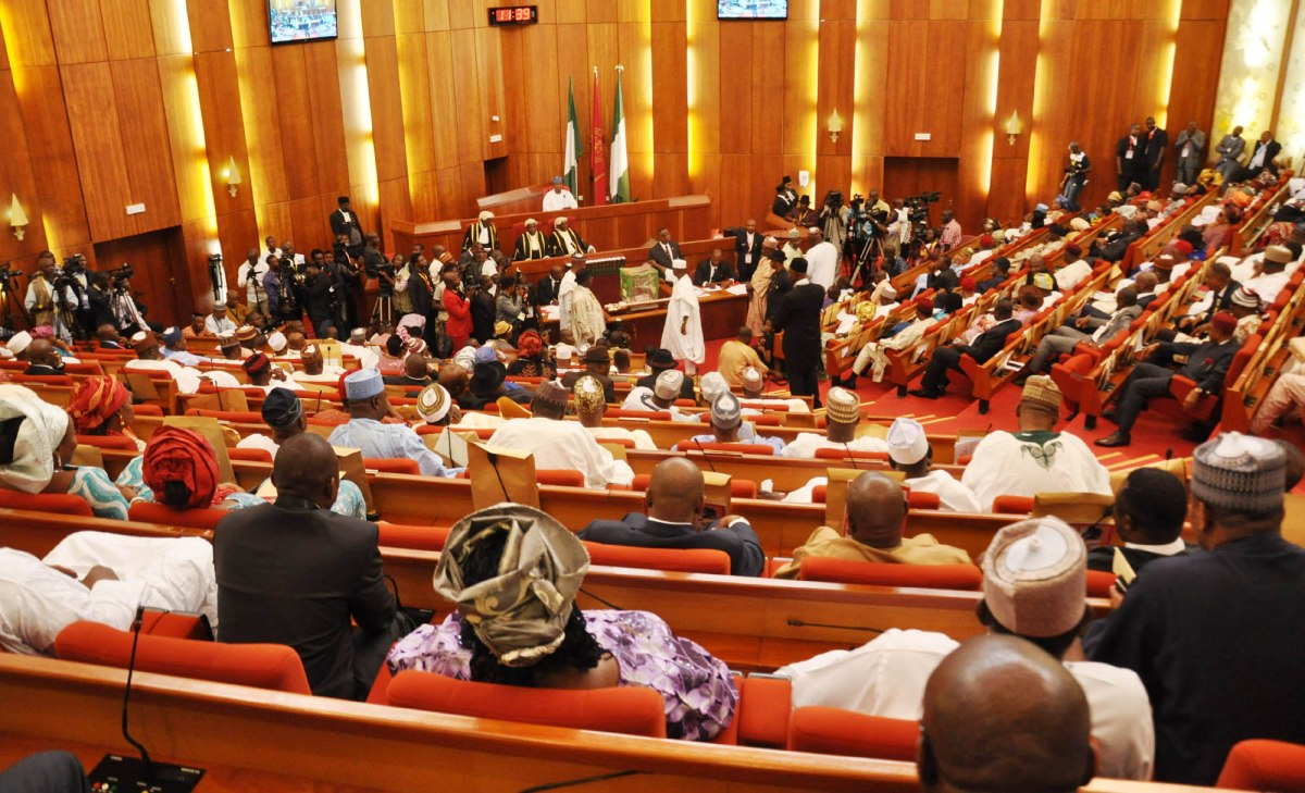 Senate stalls moves to declare Kogi oil producing state