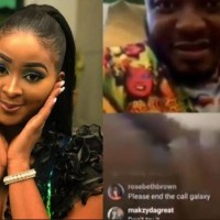 Etinosa Revealed How Her Nude Live Video With MC Galaxy Affected Her