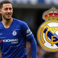 Transfer: Hazard Sets Deadline To Complete Real Madrid Move