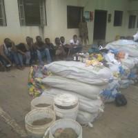 Drugs: NDLEA arrests 362 suspected traffickers in Edo