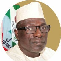 Senator Makarfi Mourns  father