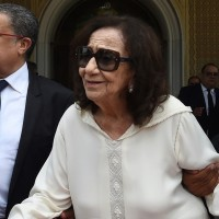 Wife of Tunisia's late president, Beji Caid Essebsi died on Sunday