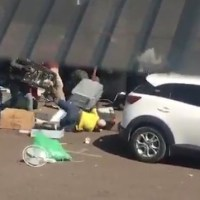 Xenophobia: South Africans turns their attentions to Pakistanis, shop looted (video)