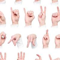Expert wants sign language to aid hearing-impared persons