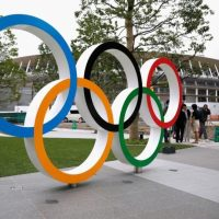 Olympics: Tokyo finishes building stadium for 2020