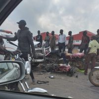 3 motorcyclists feared dead in Long Bridge accident