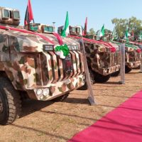 Olonisakin lauds army on technological innovations