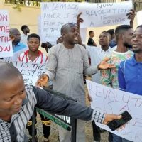 Protesters storm Court, demand prosecution of Sowore