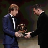 Lionel Messi: It hurt when Cristiano Ronaldo won his fifth Ballon d'Or