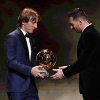 Lionel Messi: It hurt when Cristiano Ronaldo won his fifth Ballon d'Or