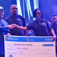 Ecobank Nigeria gets applause for supporting Young Entrepreneurs
