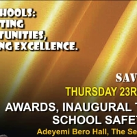 Safe Schools: Promoting Opportunities Ensuring Excellence- 23rd Jan 2020