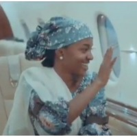 School kids tells Aunty Hanan that presidential jet is for serious business not private trip