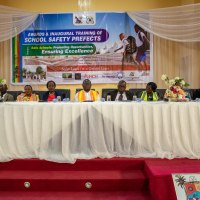 Awards And Inaugural Training Of School Safety Prefects
